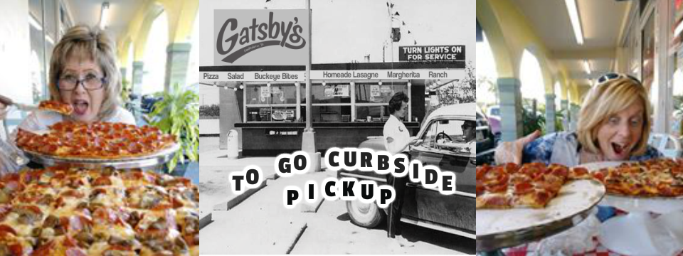 Curbside Pickup  or Delivery